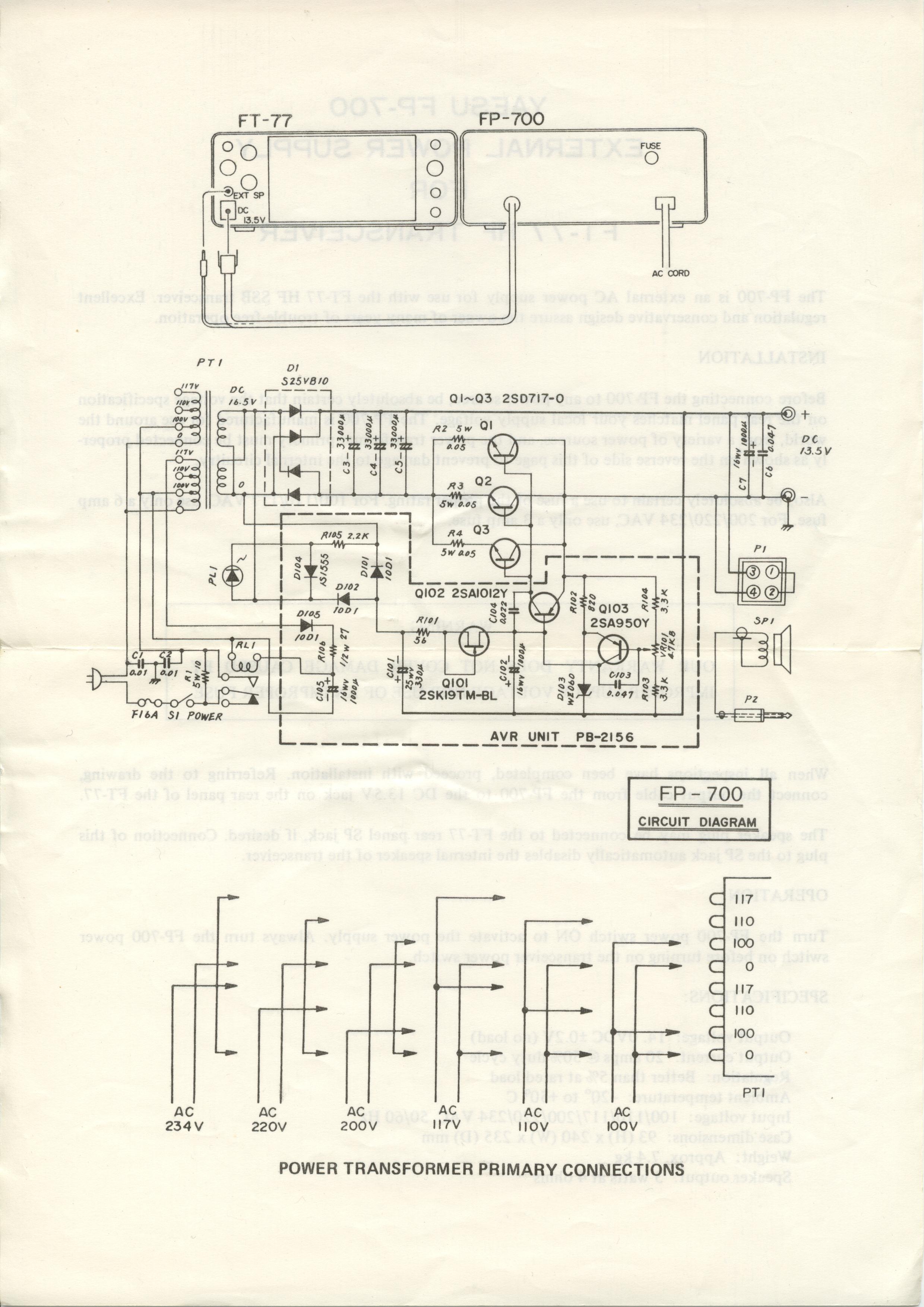Ziemlich Yaesu Mikrofon Schaltplan Galerie - Die Besten Elektrischen ...