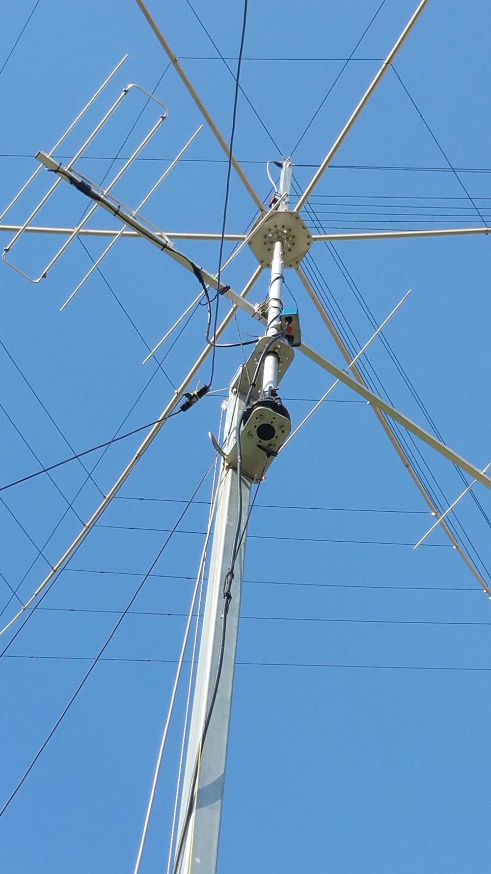 NBS Tilt Over Mast Experiences - VK LOGGER Amateur Radio Discussion